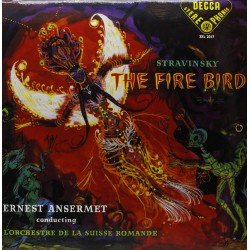 IGOR STRAVINSKY - THE FIRE BIRD