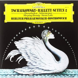 TSCHAIKOWSKY - SLEEPING BEAUTY / SWAN LAKE