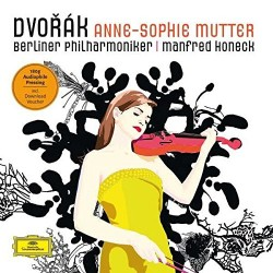 ANNE SOPHIE MUTTER - ANTONIN DVORAK - BERLINER PHILHARMONIKER