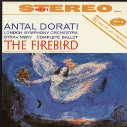 ANTAL DORATI - STRAVINSKY / THE FIREBIRD