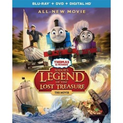THOMAS & FRIENDS - SODORS LEGEND OF THE LOST TREASURE
