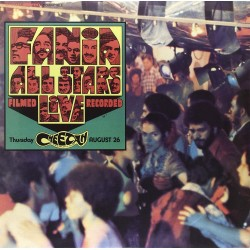 FANIA ALL STARS - LIVE AT THE CHEETAH VOL 1