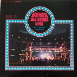 FANIA ALL STARS - LIVE AT YANKEE STADIUM VOL 2