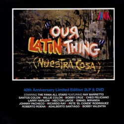 FANIA ALL STARS - OUR LATIN THING / NUESTRA COSA