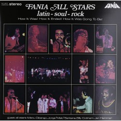 FANIA ALL STARS - LATIN SOUL ROCK
