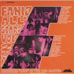 FANIA ALL STARS - LIVE AT THE RED GARTER VOL 2