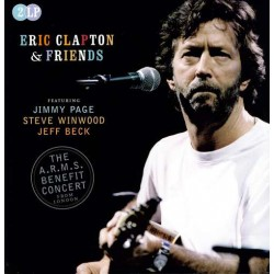 ERIC CLAPTON AND FRIENDS / THE ARMS BENEFIT CONCERT