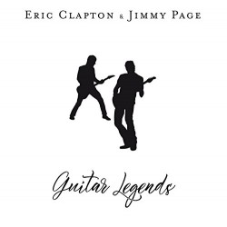 ERIC CLAPTON AND JIMMY PAGE - GUITAR LEGENDS