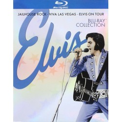 ELVIS COLLECTION - JAILHOUSE ROCK / VIVA LAS VEGAS / ELVIS ON TOUR