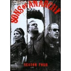 SONS OF THE ANARCHY - 4 SEASON