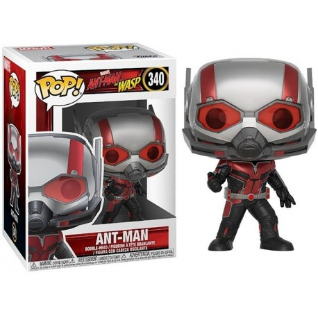 Pop! 340: ANT MAN The Wasp / Avengers