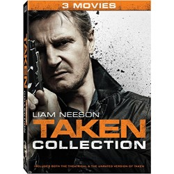 TAKEN 3 MOVIE COLLECTION