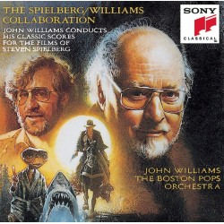 JOHN WILLIAMS & STEVEN SPIELBERG - THE BOSTON POPS ORCHESTRA - SOUNDTRACK