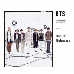 BTS - FAKE LOVE-AIRPLANE PT 2