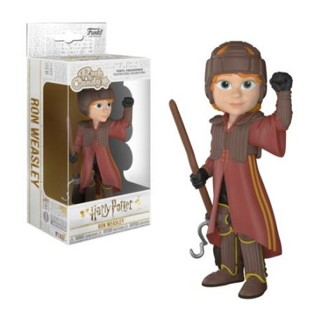 Rock Candy: Harry Potter- Ron in Quidditch Uniform