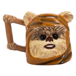 EWOK - STAR WARS - SCULPED MUG