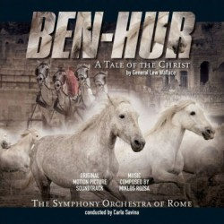 BEN HUR - A TALE OF THE CHRIST - SOUNDTRACK