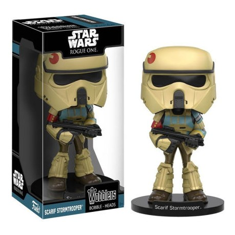 Wobblers: Sacarif Stormtrooper / Star Wars - Rogue One