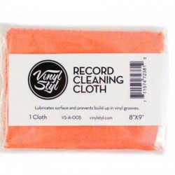 RECORD CLEANING CLOTH - VINYL STYL