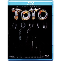TOTO - LIVE IN AMSTERDAM 25 TH ANNIVERSARY