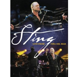 STING - LIVE FROM VIÑA DEL MAR