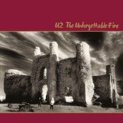 U2 BONO - UNFORGETTABLE FIRE