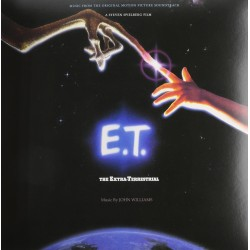 JOHN WILLIAMS - THE EXTRA-TERRESTRIAL (ET) - SOUNDTRACK