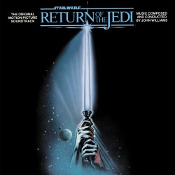 JOHN WILLIAMS - STAR WARS EPISODE SIX RETURN OF THE JEDI - SOUNDTRACK