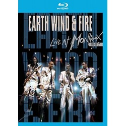 EARTH WIND AND FIRE - LIVE AT MONTREAUX 1997