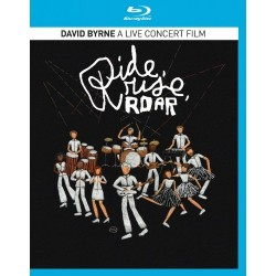 DAVID BYRNE - RIDE RISE ROAR