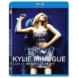 KYLIE MINOGUE - LIVE IN LONDON CONCERT 