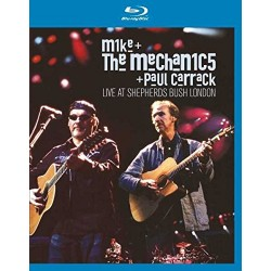 MIKE + THE MECHANICS + PAUL CARRACK - LIVE AT SHEPHERDS BUSH LONDON