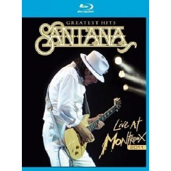 CARLOS SANTANA - GREATEST HITS - LIVE MONTREUX 2011