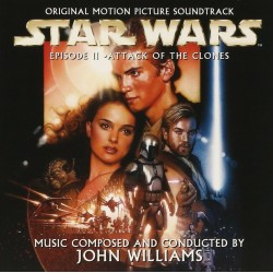 JOHN WILLIAMS - STAR WARS EPISODE 2 ATTACK OF THE CLONES - SOUNDTRACK