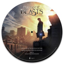 JAMES NEWTON HOWARD - FANTASTIC BEASTS AND WHERE TO FIND THEM - SOUNDTRACK
