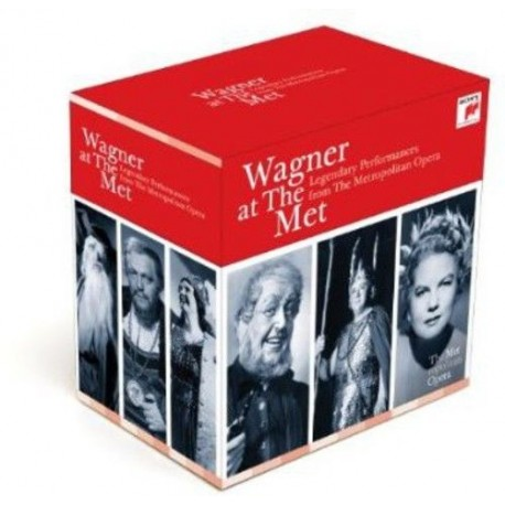 WAGNER LIVE AT THE MET COLLECTION