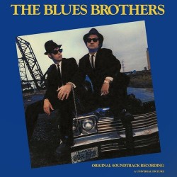 THE BLUE BROTHERS - THE BLUE BROTHERS - SOUNDTRACK