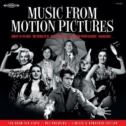 MUSIC FROM MOTION PICTURES - SOUNDTRACK