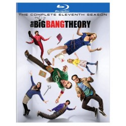 THE BANG THEORY - THE COMPLETE 11 SEASON