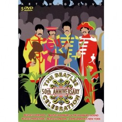 THE BEATLES - CELEBRATION 50th ANNIVERSARY