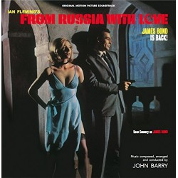 JOHN BARRY - FROM RUSSIA WITH LOVE . SOUNDTRACK