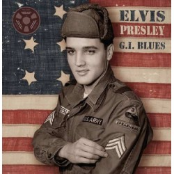 ELVIS PRESLEY - GI BLUES