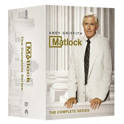 MATLOCK - THE COMPLETE SERIES
