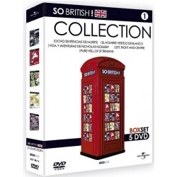 SO BRITISH COLLECTION