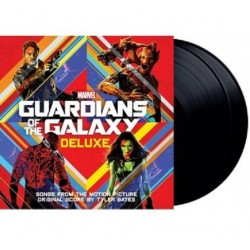 GUARDIANS OF THE GALAXY 1 VOL - DELUXE - SOUNDTRACK