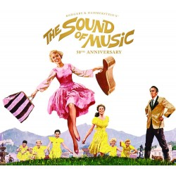 THE SOUND OF MUSIC - 50 ANNIVERSARY EDITION - SOUNDTRACK