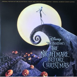 NIGHTMARE BEFORE CHRISTMAS - SOUNDTRACK