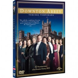 DOWNTON ABBEY - 3 TEMPORADA