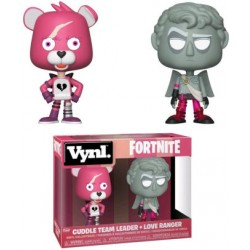 Vynl: Fortnite / Cuddle Team Leader + Love Ranger