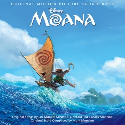 MOANA - SOUNDTRACK